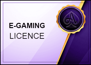 E-GAMING LICENCE Antillephone